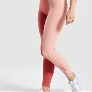 GYMSHARK Duo Leggings Size M